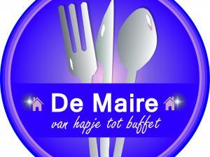 De Maire van hapje tot buffet: Complete catering aan huis óf in het dorpshuis.